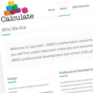 Calculate/Teacher Resources