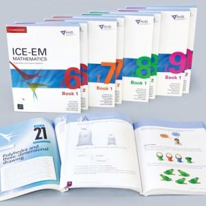 ICE-EM textbooks