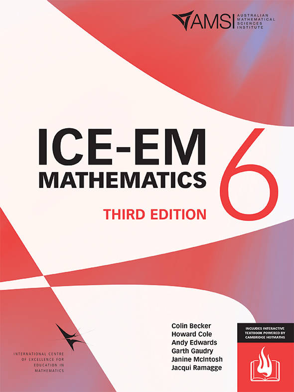 ICE-EM Mathematics 3e Year 6