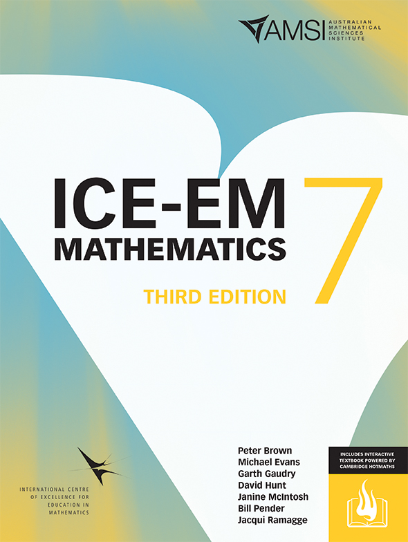 ICE-EM Mathematics 3e Year 7