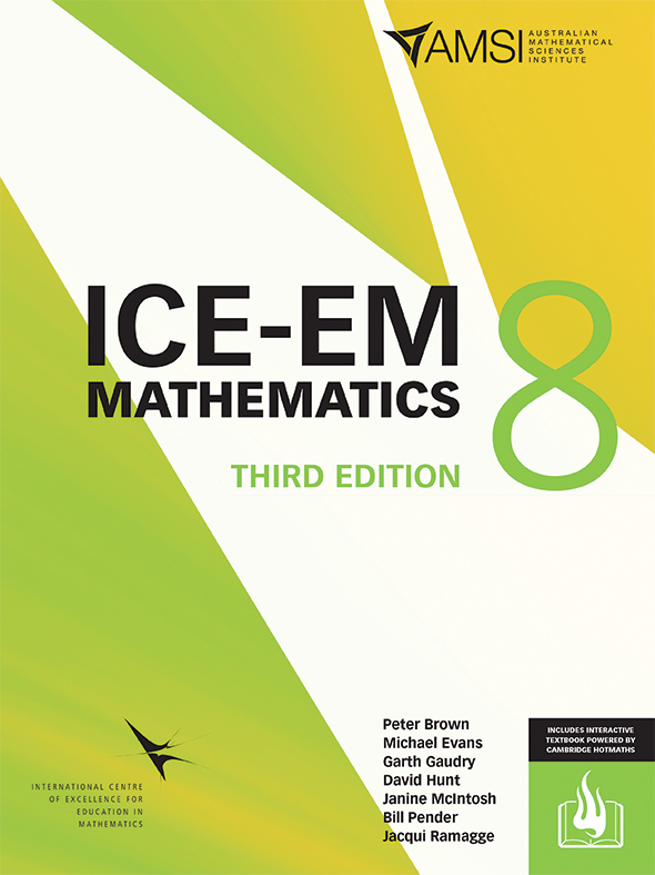 ICE-EM Mathematics 3e Year 8