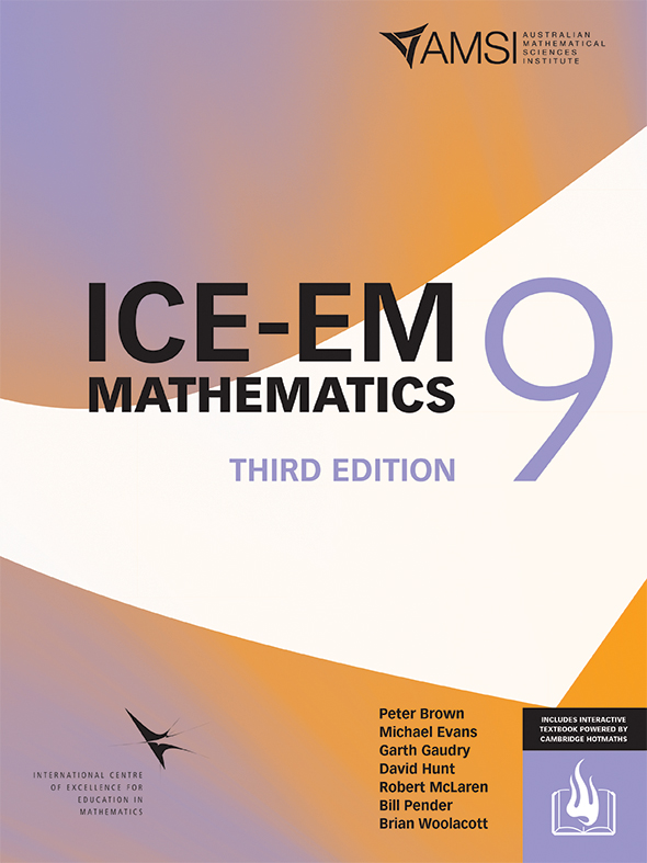 ICE-EM Mathematics 3e Year 9